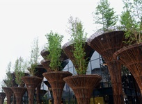 Vietnam pavilion at Expo Milano 2015