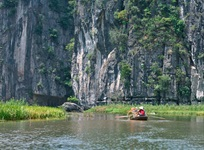 Trang An landscape complex – A world heritage