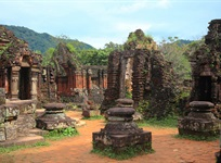 Mysterious beauty of the oldest sanctuary in Vietnam