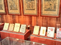 First Vietnamese literature museum