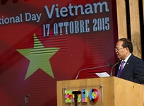 Vietnam National Day at Expo Milano 2015